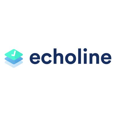 Echoline logo, the regulatory watch service integrated into the BlueKanGo platform (partner)